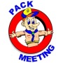 Pack Meeting Tuesday (April 3)