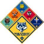 cub_scout_group_logos_sticker__92323